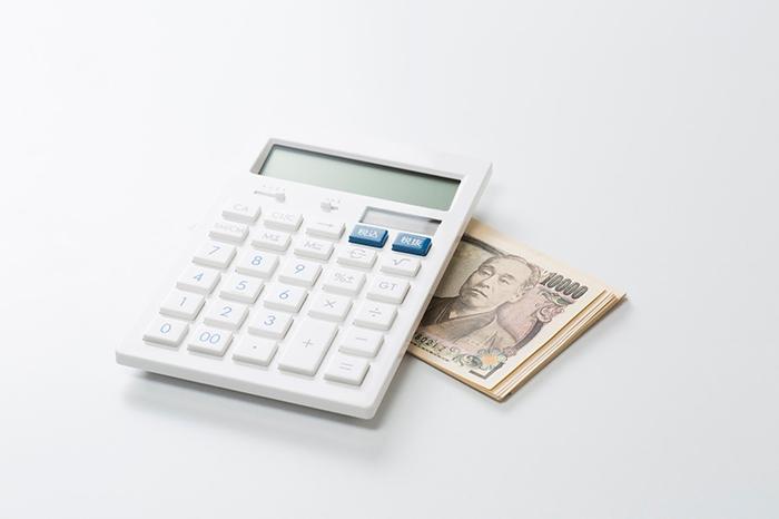計算機と現金