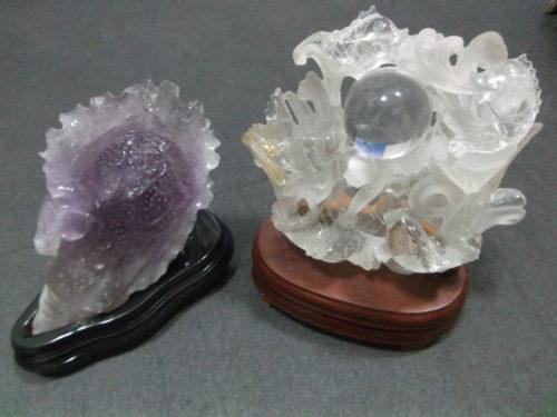 水晶彫刻,買取,海老名,厚木,座間,綾瀬,相模原