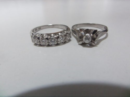 小さなダイヤモンドリング,買取,,海老名,厚木,座間,綾瀬,相模原
