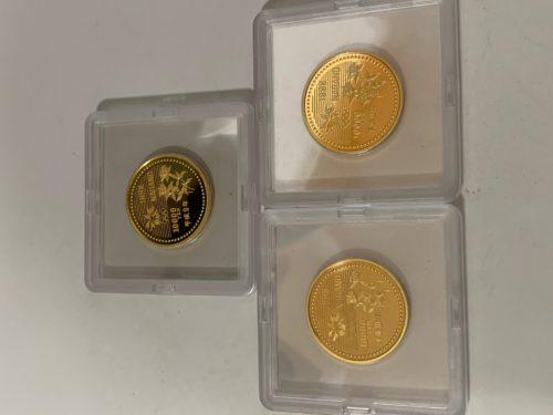 1万円,記念,金貨,売却,海老名,厚木,座間,綾瀬,相模原