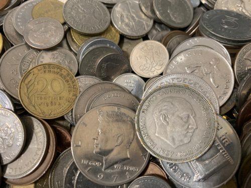 外国硬貨を売るなら、海老名,厚木,座間,綾瀬,相模原
