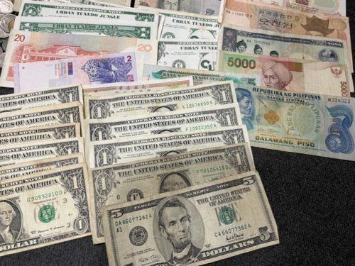 外国紙幣の買取も、海老名,厚木,座間,綾瀬,相模原